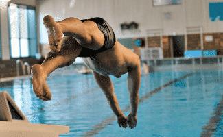 Sporteignungstest Köln - Vorbereitung auf die Schwimmprüfung