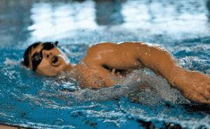 Sporteignungstest Anforderungen Schwimmen, Leichtatheltik und Turnen