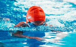 Sporteigungstest Schwimmen